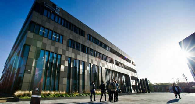 Staffordshire University buildings