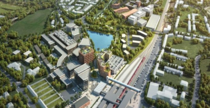 Consultant team appointed to deliver Stafford Station Gateway