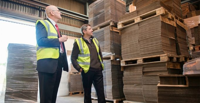Out-of-the-box thinking helps Longton packaging company grow