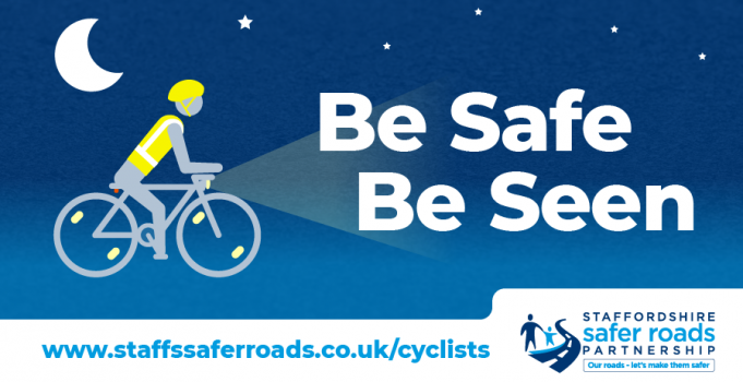 Cycle to work safely