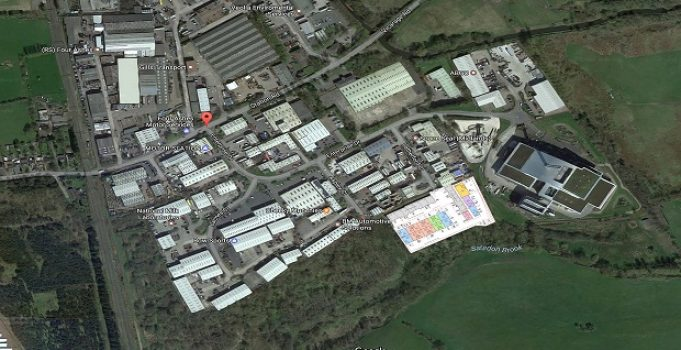 Staffordshire enterprise centre set to treble in size through major expansion