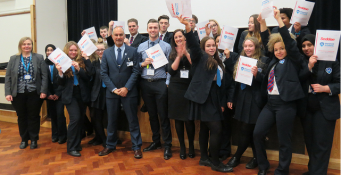 Schools-industry link opens up career choices for pupils