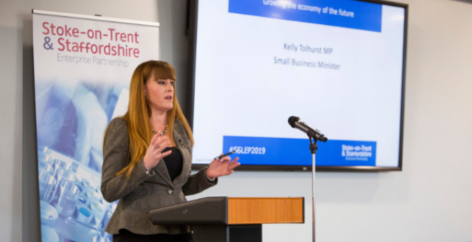 Small Business Minister's speech to our LEP: read the full text here