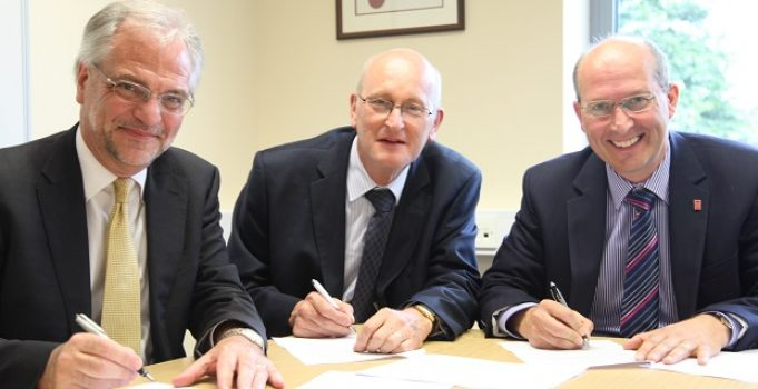 Keele and Staffordshire universities join forces to boost economy