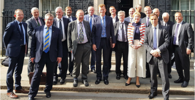 PM praises vital role of LEPs at Downing Street meeting