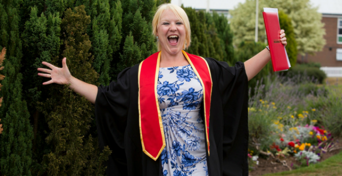 Congratulations! Apprentices celebrate success at graduation ceremony