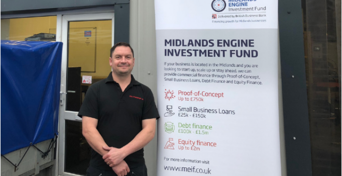 Cannock firm GHO goes for growth with £40k MEIF funding