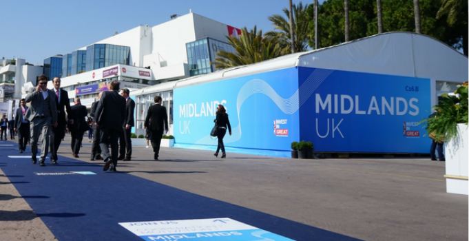 MIPIM 2018: Promoting Stoke-on-Trent & Staffordshire as a great place to do business