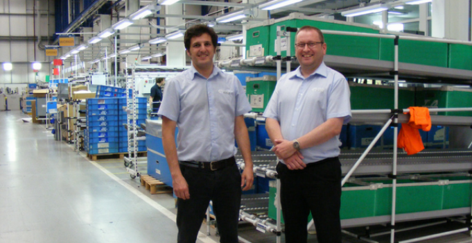 Staffordshire firm boosts growth with new technology investment