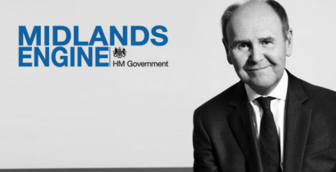 Midlands Engine chair Sir John Peace to speak at LEP conference