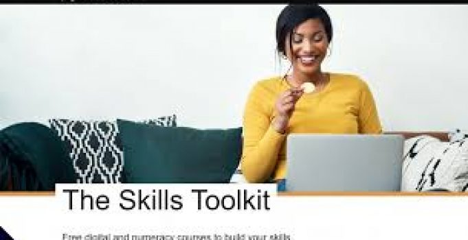 Share The Skills Toolkit with your staff