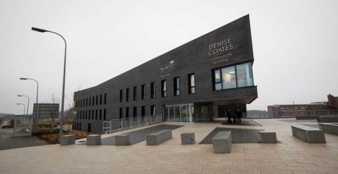 Keele building acknowledged for design excellence