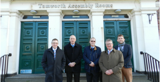 Tamworth Assembly Rooms construction work to start