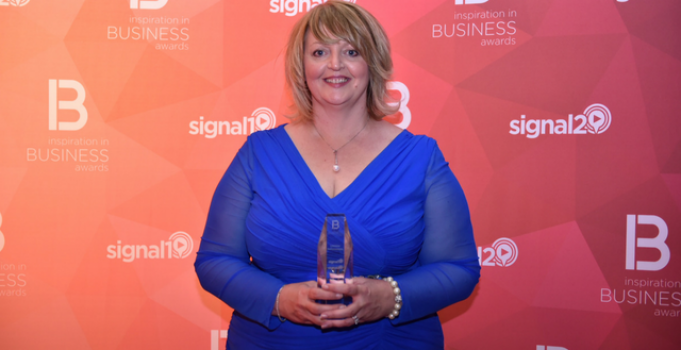 LEP board member Wendy Dean wins Lifetime Achievement Award