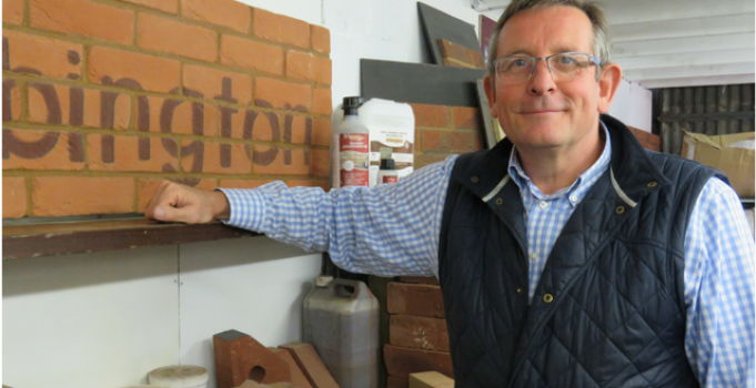Growth Hub helps brick-tinting firm lay foundations to expand