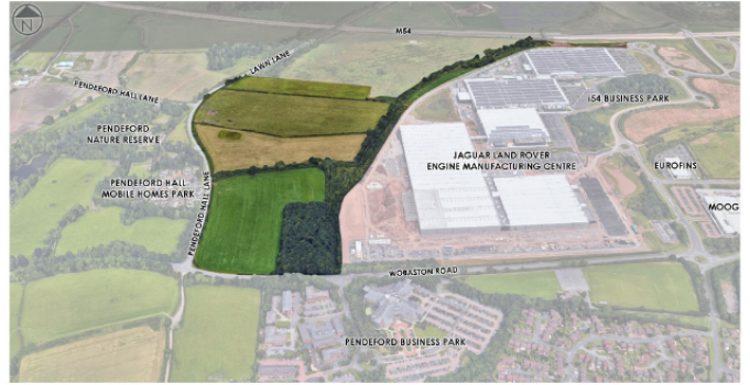 i54 business park set for major expansion