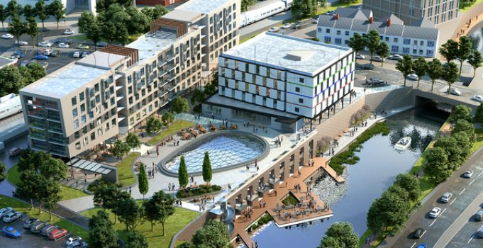 Ambitious Stoke-on-Trent development plans in the spotlight at MIPIM